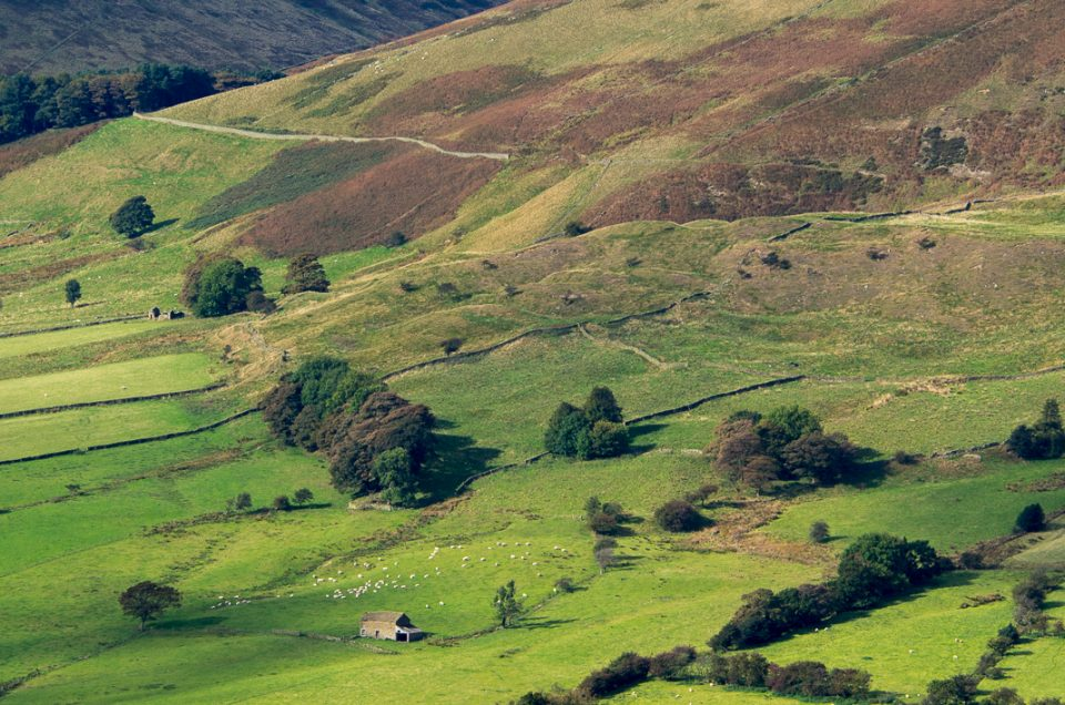 England's Peak District looks like Ireland