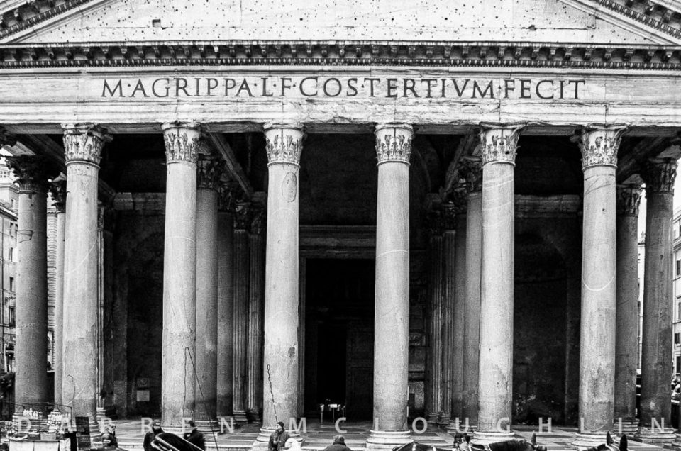 Rome's Pantheon – an ancient masterpiece