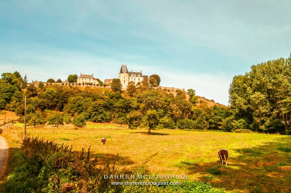 Sainte Suzanne, France