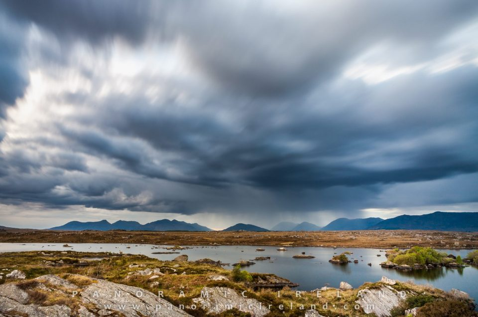 Approaching Storm in Connemara – Landscape Photography