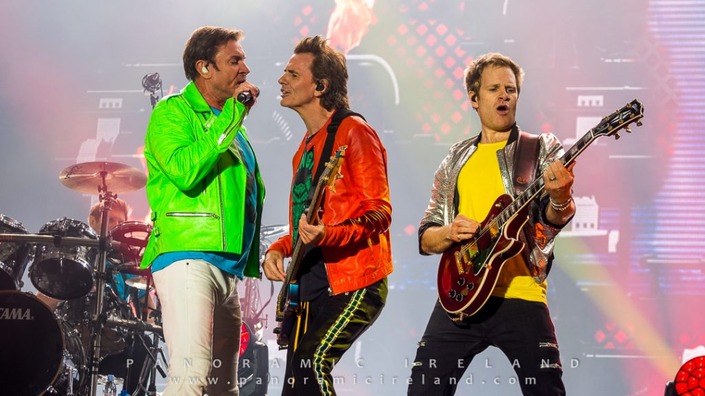 Duran Duran bring colour to Sunday night at Electric Picnic 2017