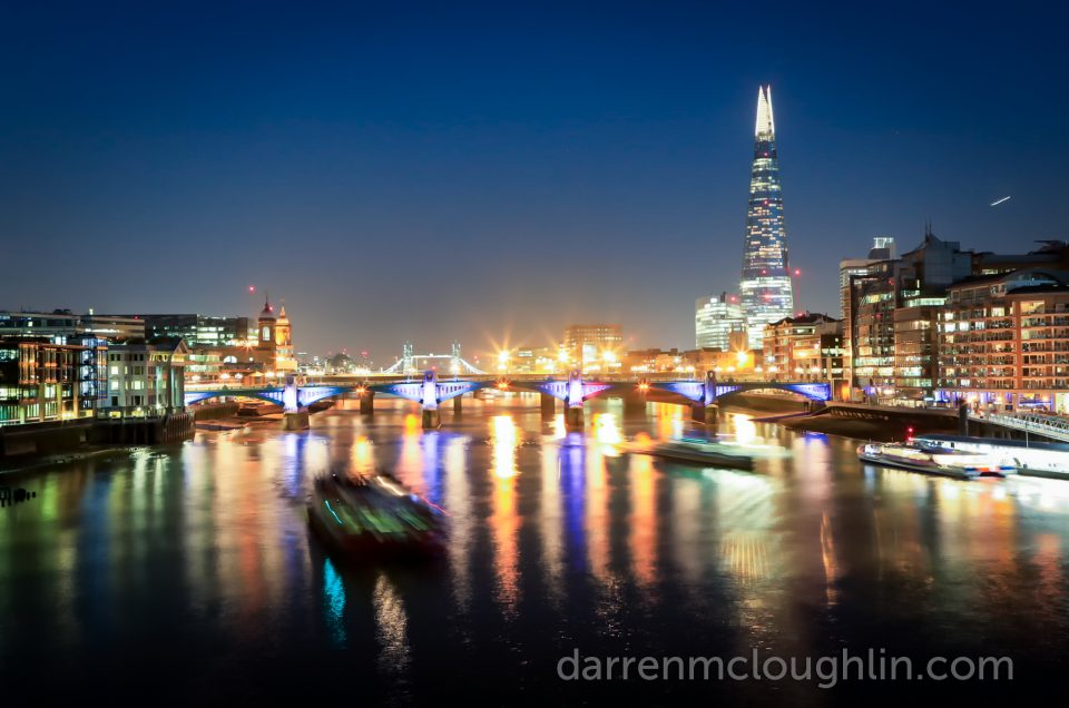London and The Shard