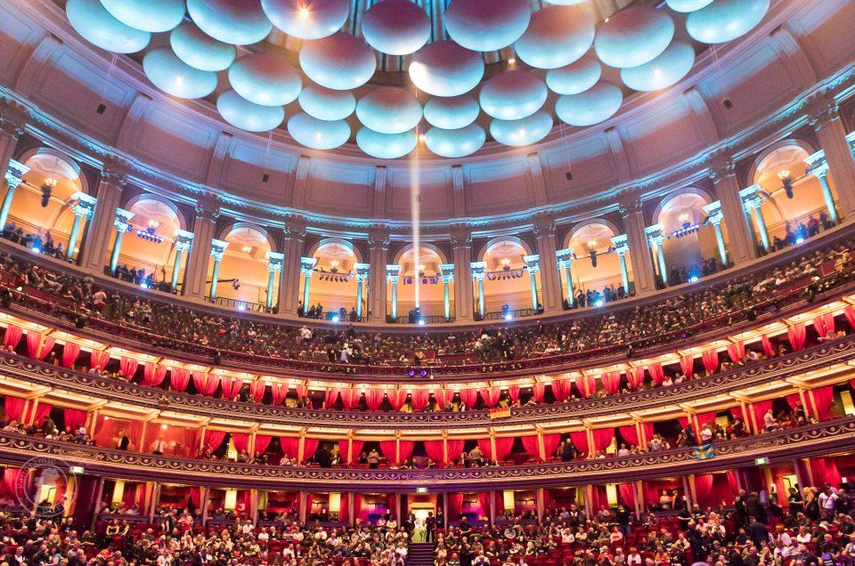 Marillion at London's Royal Albert Hall