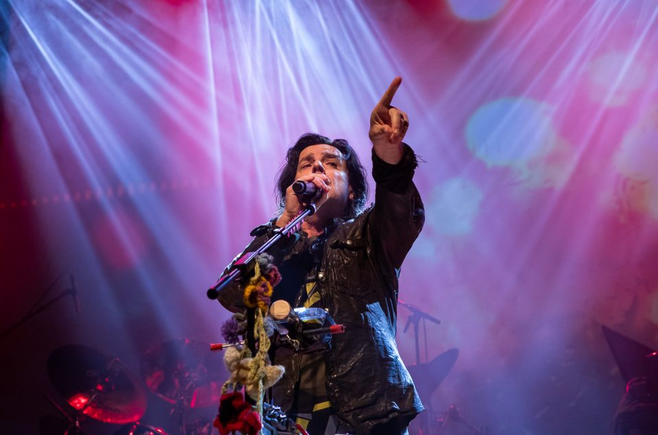 Marillion at Belfast's Ulster Hall 2018