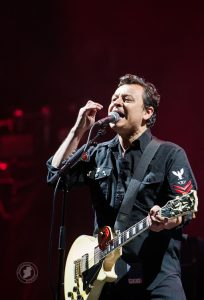 James Dean Bradfield of Manic Street Preachers at Electric Picnic 2015