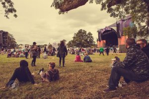 Afternoon at Electric Picnic