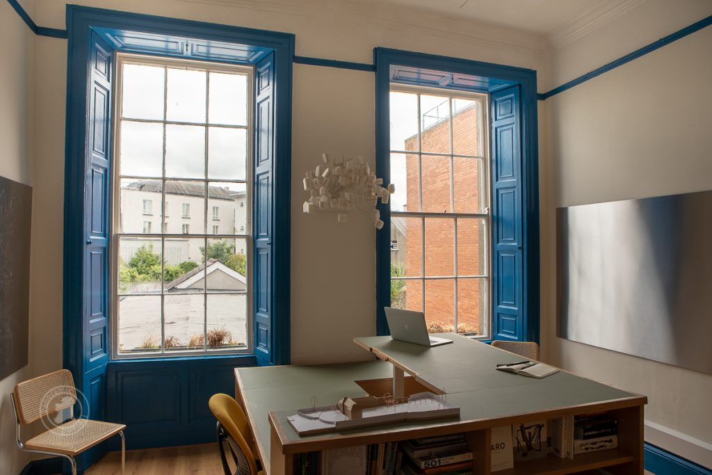 Interior photography for Canice Architects, Kilkenny